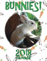 Omslag - Bunnies! 2018 Calendar (UK Edition)