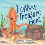 Omslag - Tony's Treasure Hunt