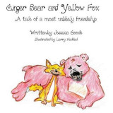 Omslag - Ginger Bear and Yellow Fox