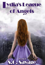 Omslag - Lydia's League of Angels