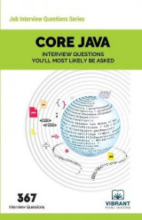 Omslag - Core Java Interview Questions You'll Most Likely be Asked
