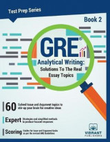 Omslag - GRE Analytical Writing: Book 2