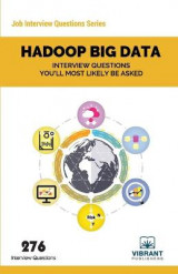 Omslag - Hadoop Big Data