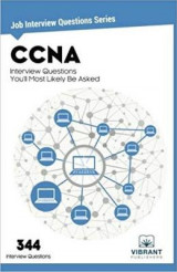 Omslag - CCNA Interview Questions You'll Most Likely Be Asked