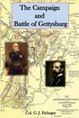 Omslag - The Campaign and Battle of Gettysburg
