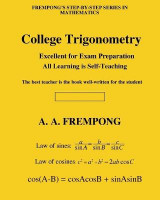 Omslag - College Trigonometry