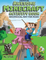 Omslag - Awesome Minecraft Activity Book