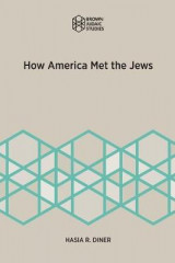 Omslag - How America Met the Jews
