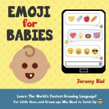 Omslag - Emoji for Babies