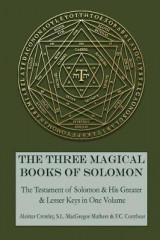Omslag - The Three Magical Books of Solomon