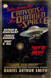 Tales from the Canyons of the Damned av Charles Barouch, Nathan M Beauchamp og Terry R Hill (Heftet)