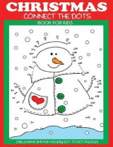 Omslag - Christmas Connect the Dots Book for Kids