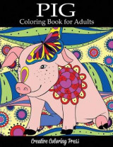 Omslag - Pig Coloring Book