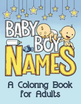 Omslag - Baby Boy Names