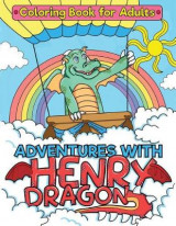 Omslag - Adventures with Henry Dragon