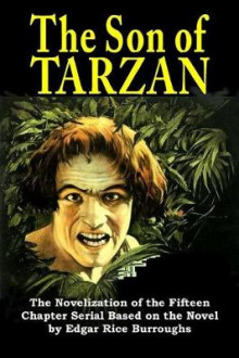The Son of Tarzan av Edgar Rice Burroughs (Heftet)