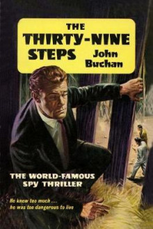 The Thirty-Nine Steps av John Buchan (Heftet)