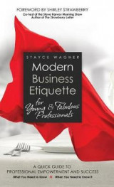 Omslag - Modern Business Etiquette for Young & Fabulous Professionals