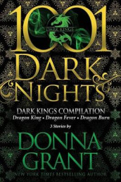 Dark Kings Compilation av Donna Grant (Heftet)