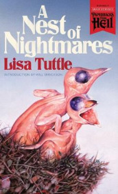 A Nest of Nightmares (Paperbacks from Hell) av Lisa Tuttle (Heftet)