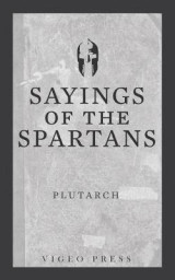 Omslag - Sayings of the Spartans