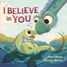 I Believe In You av Elias Barks (Kartonert)
