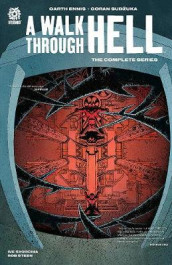 A WALK THROUGH HELL: THE COMPLETE SERIES av Garth Ennis (Innbundet)