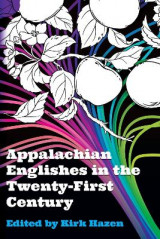Omslag - Appalachian Englishes in the Twenty-First Century
