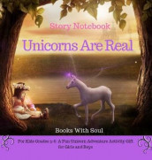 Unicorns Are Real av Books with Soul (Innbundet)