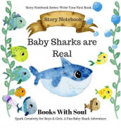 Baby Sharks Are Real av Books with Soul (Innbundet)