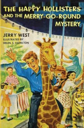 The Happy Hollisters and the Merry-Go-Round Mystery av Jerry West (Heftet)
