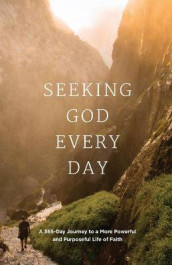 Seeking GOD Every Day av Linda Buxa, Andrea Delwiche og Jon Enter (Heftet)