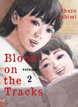 Omslag - Blood on the Tracks, Volume 2