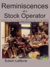 Omslag - Reminiscences of a Stock Operator (Annotated Edition)