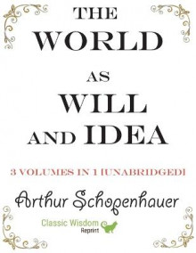 The World as Will and Idea av Arthur Schopenhauer (Heftet)