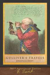 Gulliver's Travels (300th Anniversary Edition) av Jonathan Swift (Heftet)