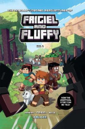 The Minecraft-inspired Misadventures of Frigiel and Fluffy Vol 1 av Jean-Christophe Derrien og Frigiel (Innbundet)