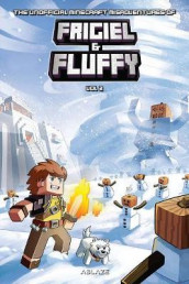 The Minecraft-inspired Misadventures of Frigiel and Fluffy Vol 2 av Jean-Christophe Derrien og Frigiel (Innbundet)