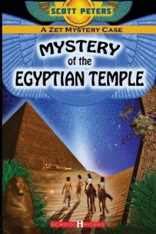 Mystery of the Egyptian Temple av Scott Peters (Heftet)