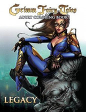 Grimm Fairy Tales Adult Coloring Book: Legacy av Joe Brusha og Ralph Tedesco (Heftet)