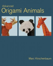 Advanced Origami Animals av Marc Kirschenbaum (Heftet)
