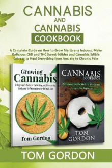 Cannabis & Cannabis Cookbook av Tom Gordon (Heftet)
