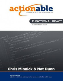 Functional React av Nat Dunn og Chris Minnick (Heftet)