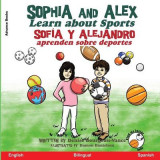 Omslag - Sophia and Alex Learn about Sports