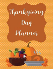 Thanksgiving Day Planner av Teresa Rother (Heftet)
