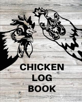 Omslag - Chicken Record Keeping Log Book