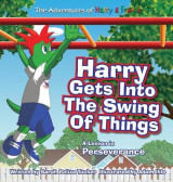 Omslag - Harry Gets Into The Swing Of Things