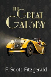 The Great Gatsby (A Reader's Library Classic Hardcover) av F Scott Fitzgerald (Innbundet)