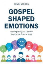 Gospel Shaped Emotions av Kevin Wilson (Heftet)