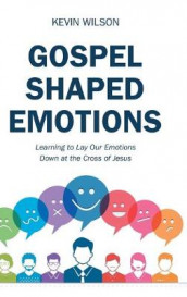 Gospel Shaped Emotions av Kevin Wilson (Innbundet)